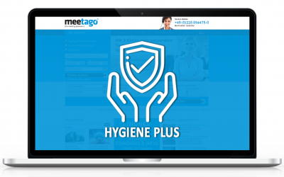 meetago launches Covid-19 set of measures for secure meetings