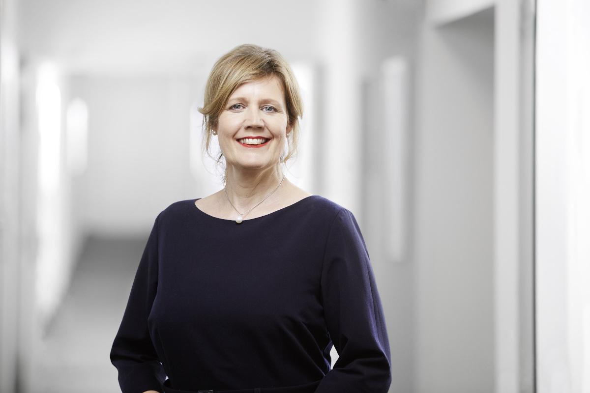 Marina Christensen, Head of Sales der BWH Hotel Group Central Europe